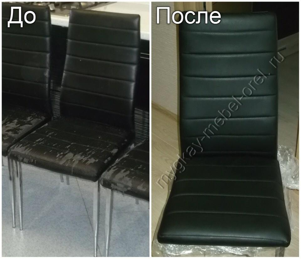 Реставрация мебели в Орле